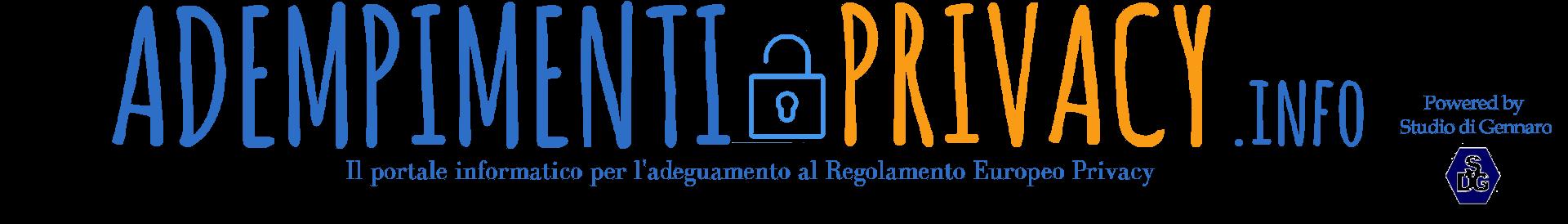 Adempimenti Privacy Logo